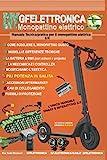 Monopattino elettrico - B/N: Manuale...