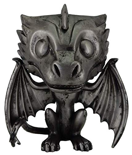 Funko Pop! TV: Game of Thrones - Drogon (Iron)