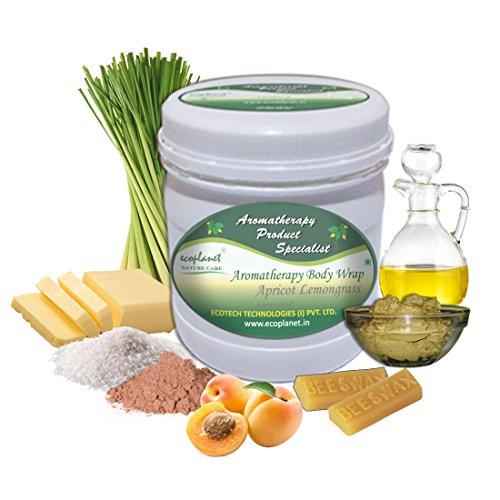 ecoplanet Aromatherapy Body Wrap Apricot Lemongrass 1 Kg | Body Care Products
