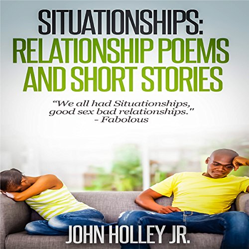 Situationships audiobook cover art