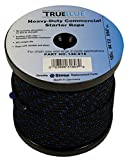 Stens 146-915 Starter Rope, 4-1/2 Solid Braid, 100ft, Black