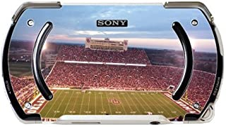 College Football Stadiums PSP Go Vinyl Decal Sticker Skin by Compass Litho by Compass Litho