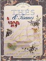 Couverture de Thes & tisanes
