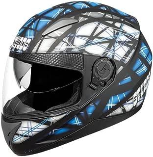 Studds Shifter Helmet D6 Matt BK N1 (L)