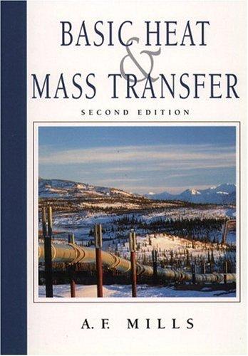 Basic Heat and Mass Transfer (2nd Edition)