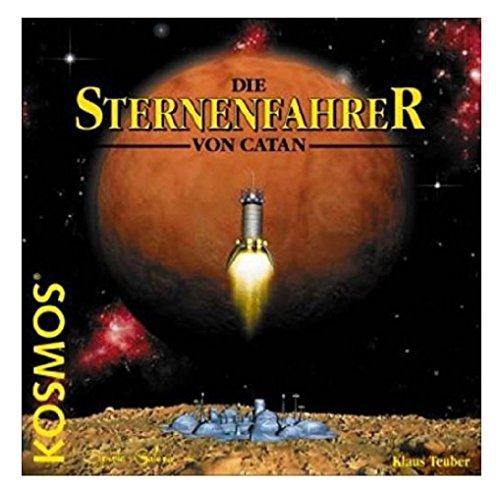 Kosmos - Die Sternenfahrer von Catan, 3 - 4 Spieler