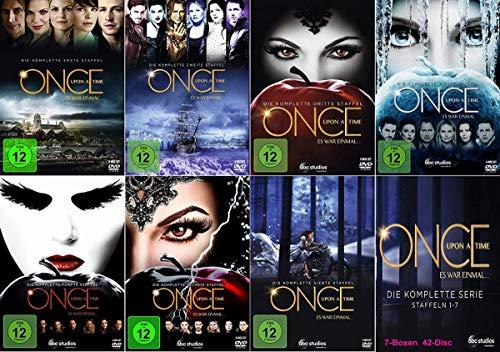 Once Upon a Time - Es war einmal ... Die komplette 1. - 7. Staffel (Die komplette Serie) [Keine Komplett-Box]