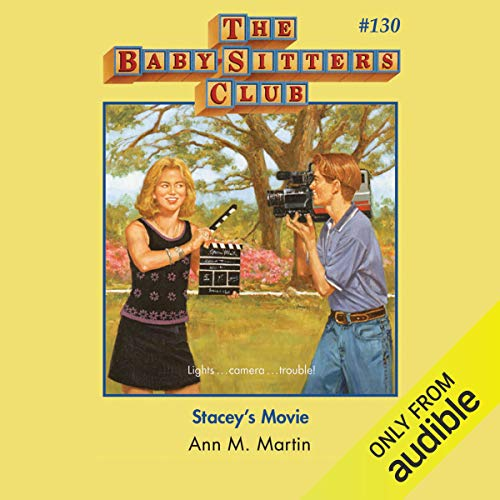 Stacey's Movie audiobook cover art