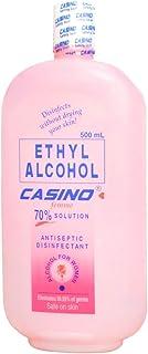 Casino Ethyl Alcohol Femme 70%, 500ml