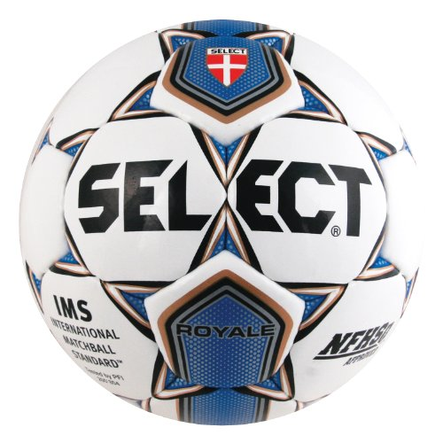 Select Royale Soccer Ball.