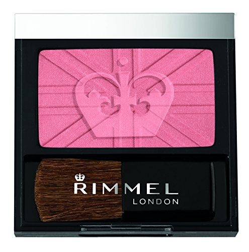 Rimmel Fard Soft Colour Blush 120 Pink Rose - 30.7 G