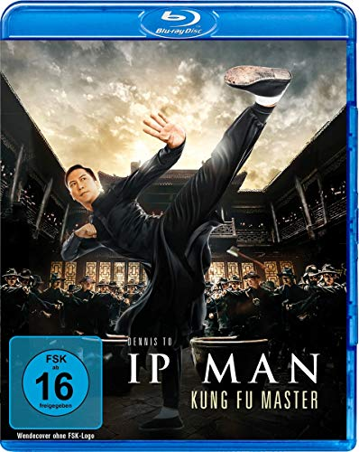 Ip Man: Kung Fu Master [Blu-ray]