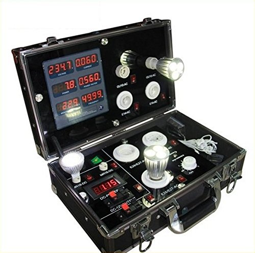 Gowe LED Electronic Paramètre tests Box/LED Test Coque