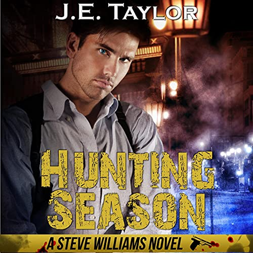 Hunting Season Audiobook By J.E. Taylor cover art