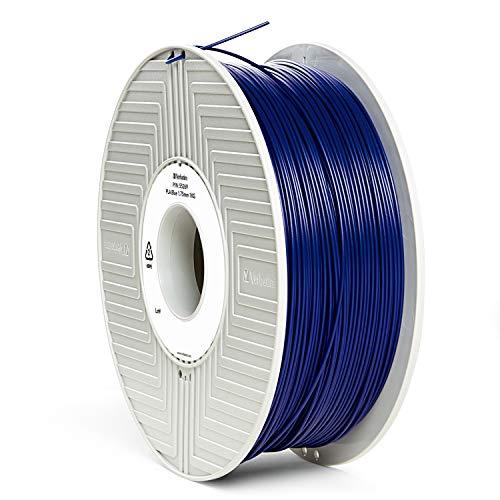 Verbatim 55269 Filamento per stampante, blu, 1.75 mm, 1 kg
