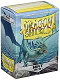 Dragon Shield Deck Protective Sleeves for Gaming Cards, Standard Size (100 Sleeves), Matte