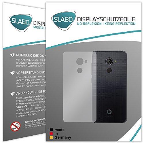 Slabo 2 x Protector de Pantalla para Vodafone Smart Platinum 7