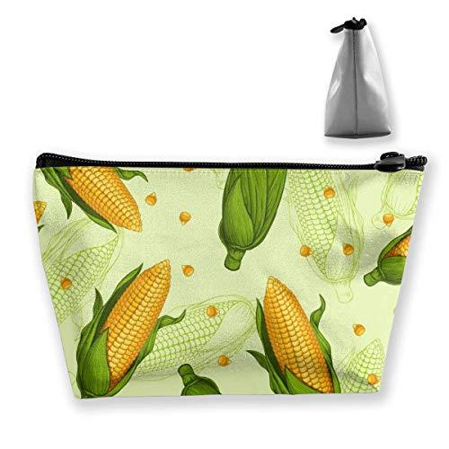 Maïs Portable Maquillage Sac de Rangement Grande Capacité Sac à Main Travel Wash Bag
