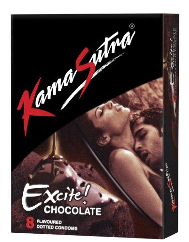 KS (Kamasutra) Chocolate–8Preservativos