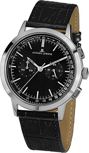 Jacques Lemans N-204A - Cronografo da uomo