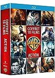 Collection de 10 films action Warner - Coffret Blu-Ray