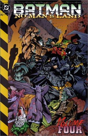 Batman: No Man's Land - Volume 4