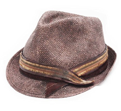 Cappello - Chapeau Trilby Romano - Taille 55 cm