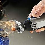 SHINA 2 pcs A550 Couverture de sécurité accessoires pour perceuse Meuleuse Dremel cover case Outil rotatif