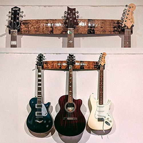 3 Guitar Wall Mount / Guitar Hanger / Triple Guitar Holder