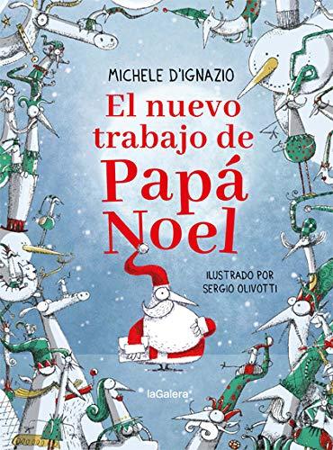 El nuevo trabajo de Papá Noel