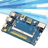 FAMKIT Placa de expansión CM3/3Lite/3/3 para Raspberry Pi Multi‑Interface con POE (placa de expansión)
