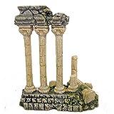 Amtra A8011723 Templo Antiguo Pequeño 3 Columnas