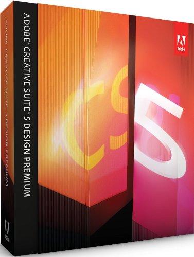 Adobe Creative Suite 5 Design Premium Upsell* französisch MAC