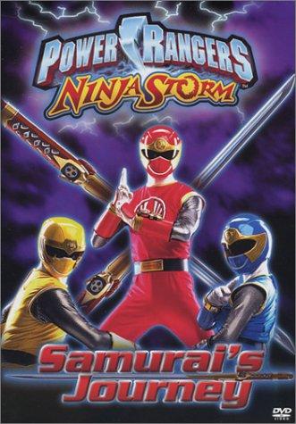 Power Rangers Ninja Storm - Samurai's Journey