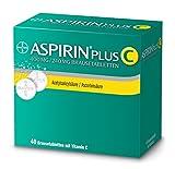 Aspirin plus C Brausetabletten, 40 St. Tabletten