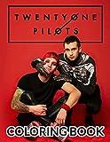 Twenty One Pilots Coloring Book: Impressive Present For Twenty One Pilots Lovers Enjoying And Having Fun With Stunning Illustrations