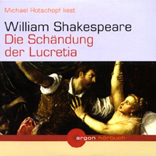 Die Schändung der Lucretia cover art