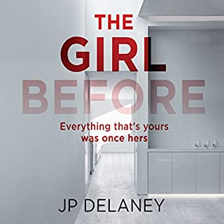 FREE First Chapter: The Girl Before cover art