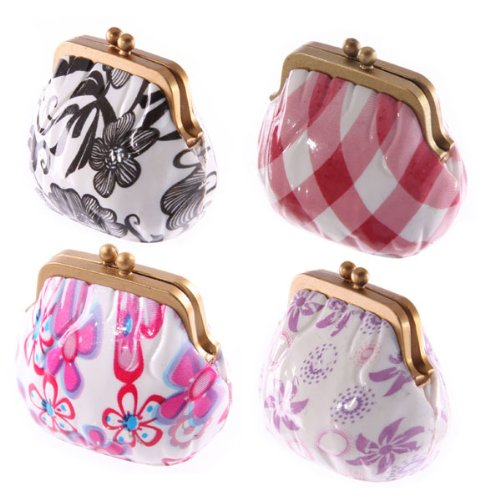 Originale lipgloss lucidalabbra a forma di borsa borsetta