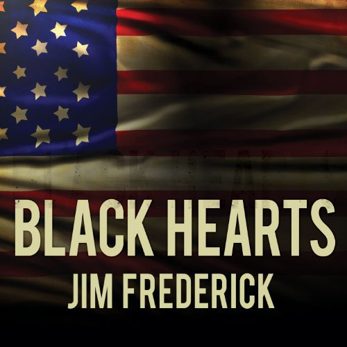 Black Hearts audiobook cover art