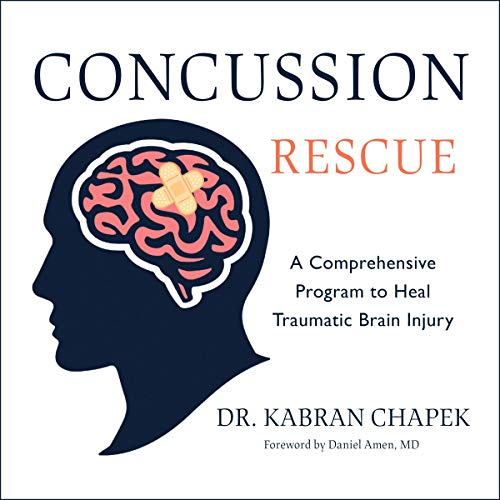 Concussion Rescue cover art