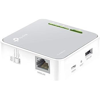 TP-Link Nano Routeur 750Mbps Wi-Fi AC, Support mode Répéteur/ mode Point d'accès/ mode Routeur/ mode Hotspot/ mode Client, 1 Port Ethernet, 1 Port USB, Idéal pour la maison et le voyage (TL-WR902AC)
