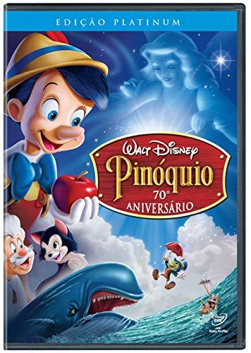 Pinóquio Edição Platinum DVD Duplo