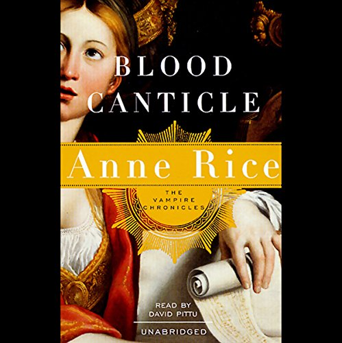 Page de couverture de Blood Canticle