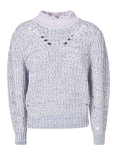 Luxury Fashion | Isabel Marant Étoile Dames PU123520P0151E30BU Donkerblauw Katoen Truien | Lente-zomer 20