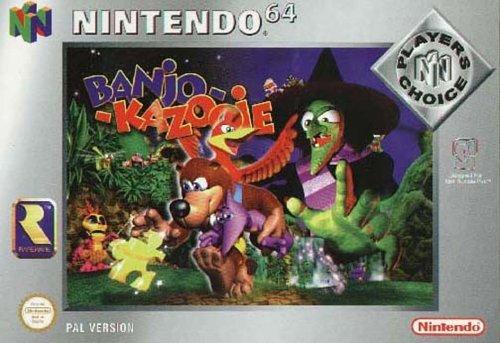 Banjo-Kazooie (N64) [Nintendo 64]