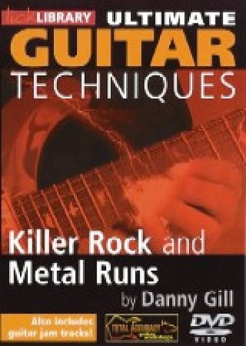Lick Library: Ultimate Guitar - Killer Rock And Metal Runs. Für Gitarre