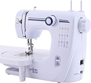 Sewing Machines, Embroidery Machine Small Household Sewing Tool, 12 Stitch 2 Speed, with Light, with Sewing Accessaries, f...