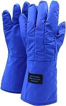 JFDKDH Cryogenic Gloves Waterproof Protective Work Gloves Liquid Nitrogen Frozen Gloves Cold Storage Cryo Work Glove