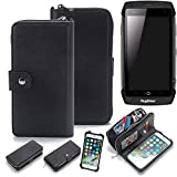 K-S-Trade® For Ruggear RG730 Mobile Phone Case & Wallet
